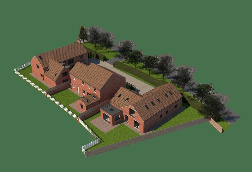 3D Visuals | Lark Architects